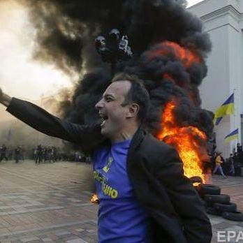 Єгор Соболєв: Якщо генпрокурор ініціює зняття з мене недоторканності, я буду голосувати «за»