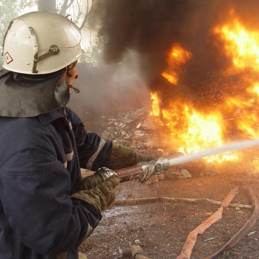 В Україні з початку року понад 1200 людей загинули в пожежах