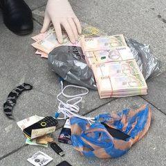 У Дніпрі два підполковники поліції вимагали півмільйона гривень від підприємця