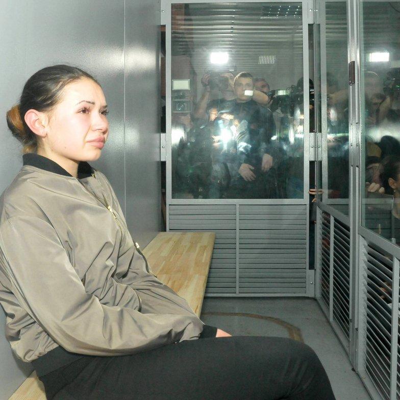 Перед кривавою ДТП у Харкові Зайцева провела дві години в елітному ресторані (документ)