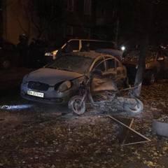Замах на нардепа Мосійчука кваліфікували як теракт (фото, відео)