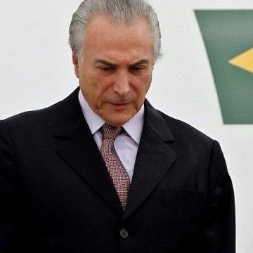 Президент Бразилії потрапив до лікарні перед голосуванням про відставку