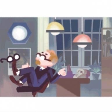 Google відзначив 40-річчя фільму «Службовий роман» (відео)