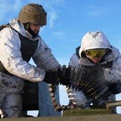 Сьогодні російські найманці продовжили обстріл українських позицій