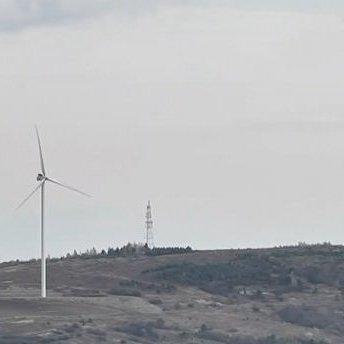 На Львівщині запустили найбільшу в Західній Україні вітрову електростанцію