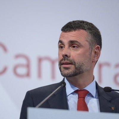 Один з міністрів Каталонії подав у відставку після виступу Пучдемона