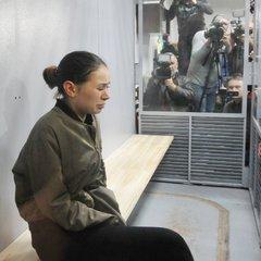 Водійка Lexus Зайцева відмовилася від всього казенного в СІЗО