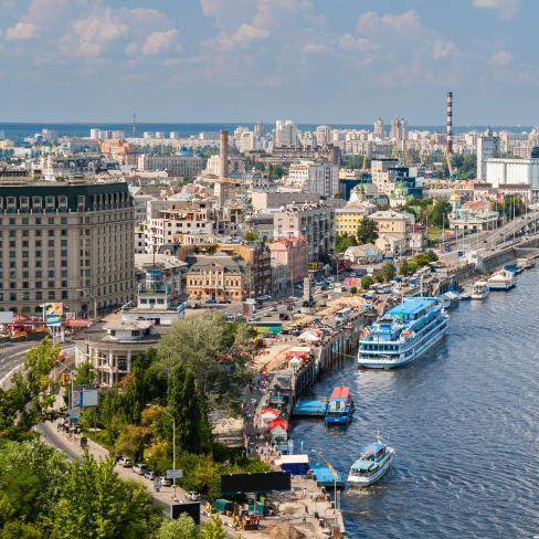 «До побачення, Берлін»: австралійці назвали Київ найкрутішим містом Європи