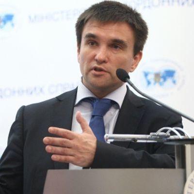 Клімкін: Україна підтримала державний суверенітет та цілісність Іспанії