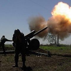 Бойовики продовжують обстріли на території зони АТО: один військовий поранений