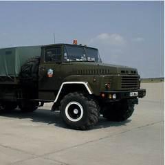 Українська армія отримає сучасні КрАзи та МАЗи