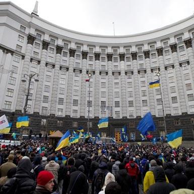 Протестувальники під Радою оголосили нові вимоги: відео