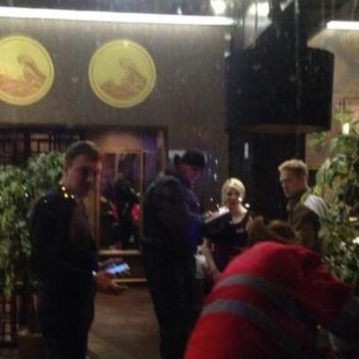 Блищик: Стрілянина у ресторані Києва - замах на вбивство