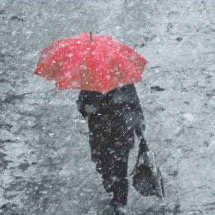 Сніг, заметіль, ожеледиця: прогноз погоди на початок тижня
