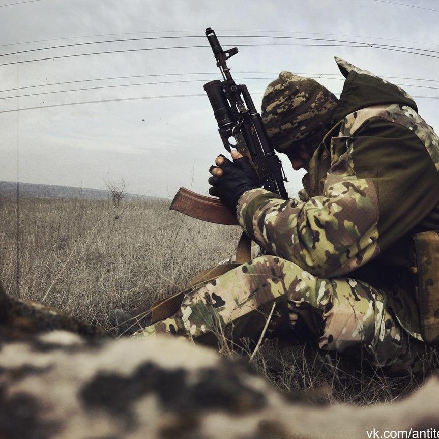 АТО: бойовики зосередили вогонь на Донецькому напрямку, є поранений