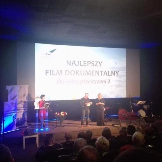 Українська стрічка перемогла на Варшавському фестивалі авіаційних фільмів