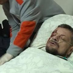 Мосійчук розповів подробиці операції: витягли майже 40 осколків (відео)