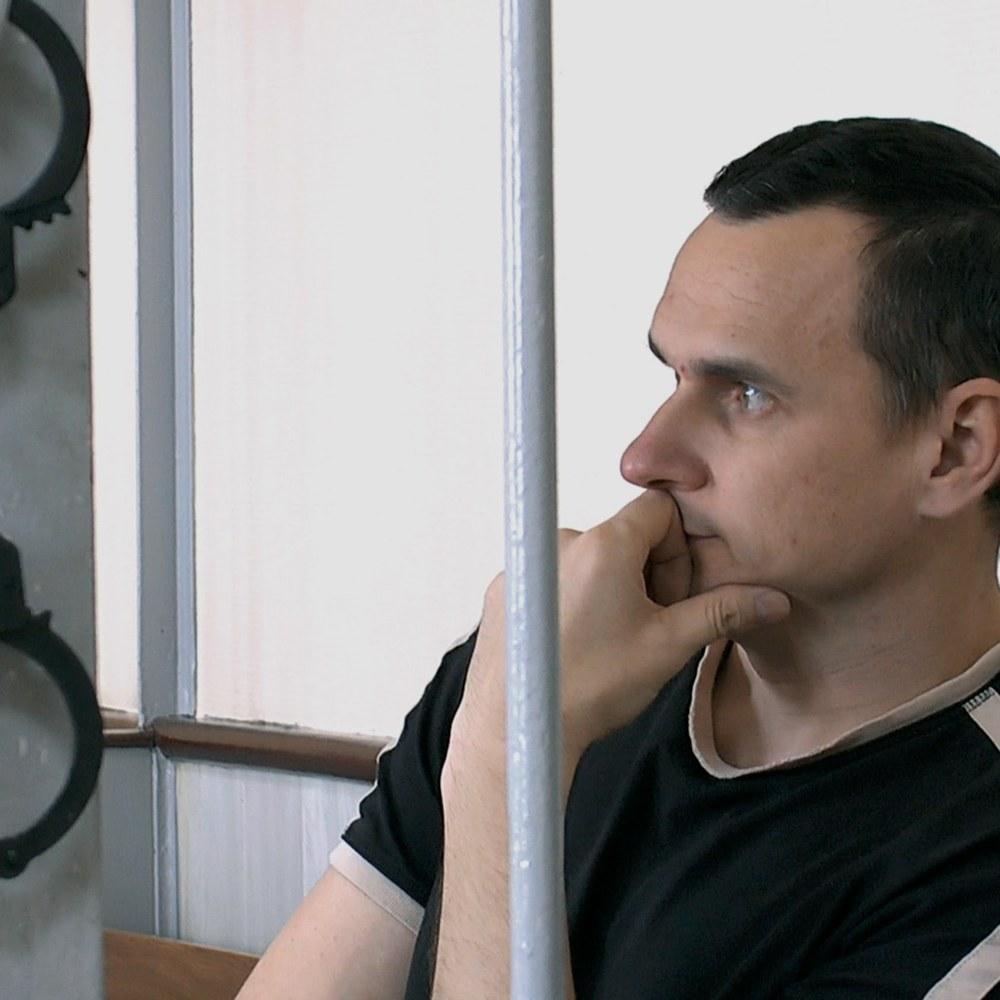 За час ув'язнення в РФ Олег Сенцов написав п'ять сценаріїв