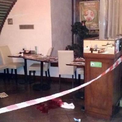 Під час конфлікту у столичному ресторані стріляли в чоловіка (відео)