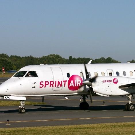 Польська SprintAir припинила польоти до Львова