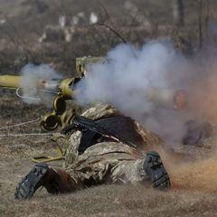 Російські найманці чотири рази обстрілювали українські позиції, - штаб