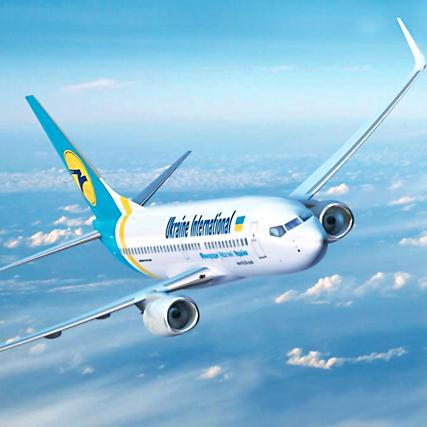 МАУ відкриє прямий рейс Київ-Торонто