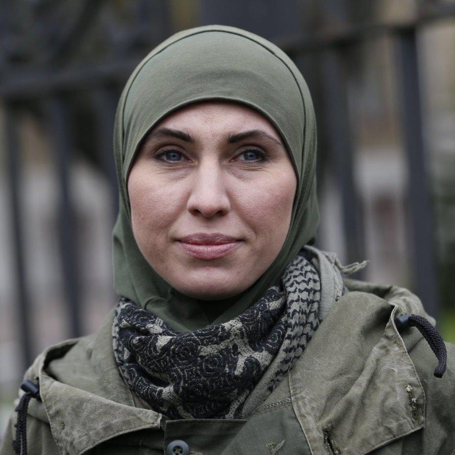 Окуєвій просять присвоїти Героя України