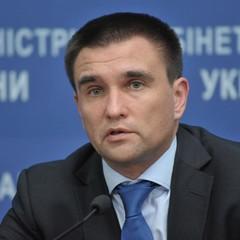Клімкін вимагає біометричних віз з Росією