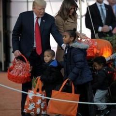 Хеллоуін гучно відзначали в Білому домі (фото)