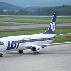 Польська LOT може відкрити нові авіарейси в Україну