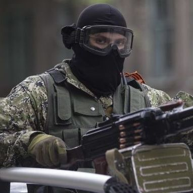 На території зони АТО загинув один український військовий