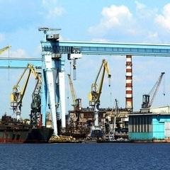 Миколаївський суднобудівний завод призупинив роботу