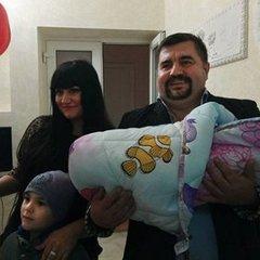 На честь Аміни Окуєвої назвали новонароджену дівчинку в Одесі (фото)