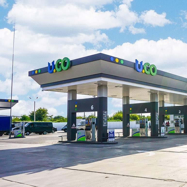 Компанія «Укргазвидобування» встановила зарядки для електромобілів на АЗС в Харкові
