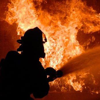 В одеському санаторії «Червоні зорі» спалахнула масштабна пожежа