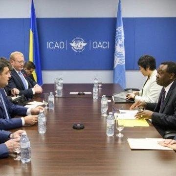 Гройсман: Україна повністю підтримує вимоги ІСАО щодо безпеки цивільної авіації