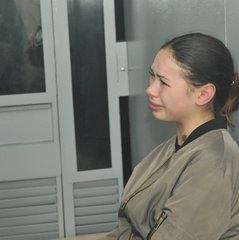 В автозаку і кайданках: у Харкові на місце жахливої ДТП привезли Зайцеву для проведення слідчого експерименту