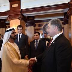 Україна та ОАЕ домовились про безвізовий режим