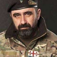 У Дніпрі попрощались із загиблим на Донбасі грузином-добровольцем «Гюрзою-2»