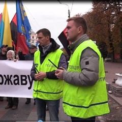 У Києві на мітингах працює «поліція діалогу» (фото, відео)