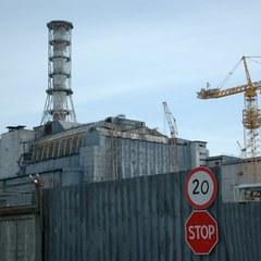 В зоні ЧАЕС розпочали будівництво сонячної електростанції