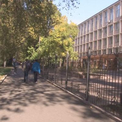 Одеський студент не хотів йти на пари та «замінував» свій навчальний заклад (відео)