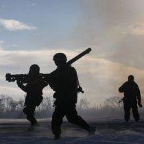 У районі АТО розвідгрупа російських військових підірвалася на своєму мінному полі