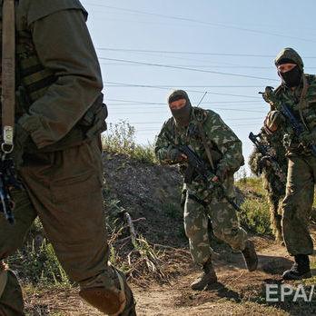 Бойовики в Луганській області намагалися влаштувати прорив