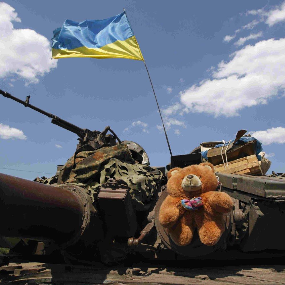 На Донбасі за добу троє українських військових дістало поранення – штаб АТО