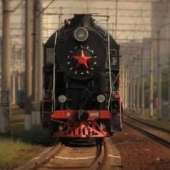 У Києві запустили святковий ретро-потяг: захопливі кадри