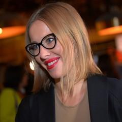 Собчак на своє 36-річчя попросила підтримати її виборчу кампанію