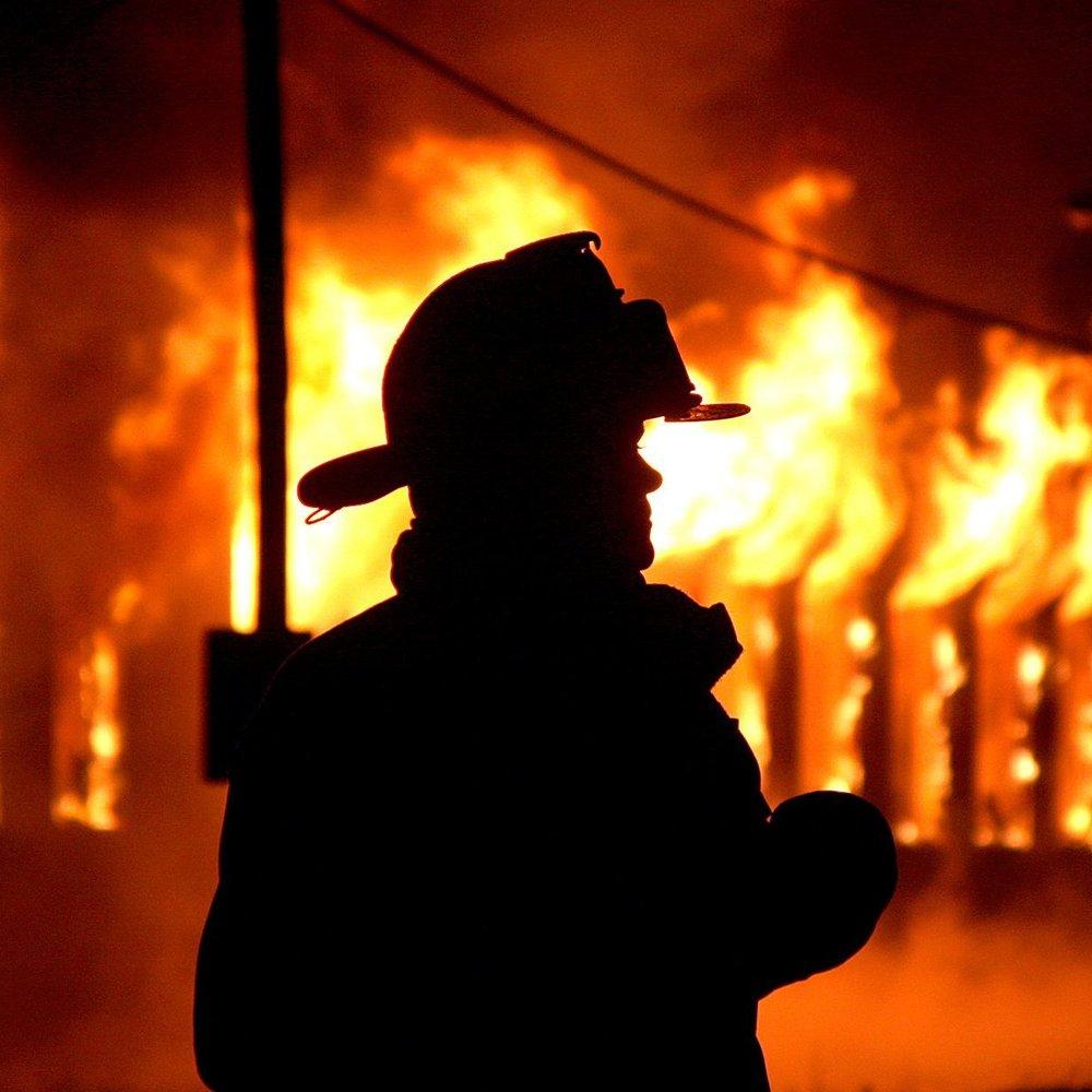 На Дніпропетровщині після виборів згоріла сільрада разом із документацією