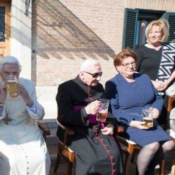 На честь Папи Римського американські пивовари випустили пиво