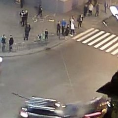 Знову на червоний: у Харкові ледь не повторилася смертельна ДТП на Сумській (відео)